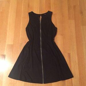 Full Length Zipper Dress